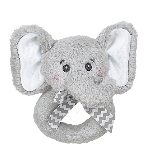Lil' Sprout Elephant Rattle