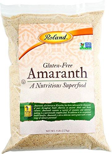 Roland Foods Amaranth, 5 Pound