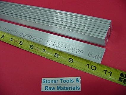 "2 Pieces 1//8/"" X 3/"" ALUMINUM 6061 FLAT BAR 29/"" long T6511 New Mill Stock .125/""x 3"