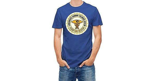 Amazon.com: Tshirt Lanzarote Canary Islands Spain Souvenir ...