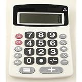 Lily's Home Jumbo 12-Digit Desktop Calculator