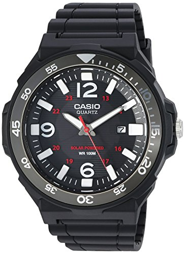 Casio Solar Powered Quartz Resin