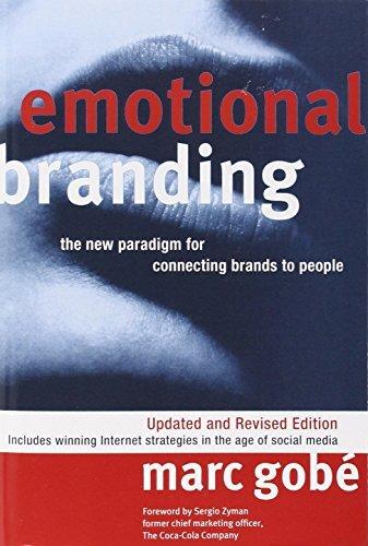 Emotional Branding (10) by Gobe, Marc [Paperback (2010)]
