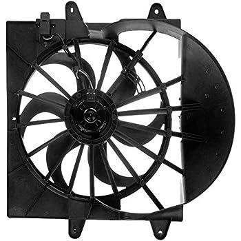 Amazon Com Apdty 55037969ab Radiator Cooling Fan Assembly Automotive