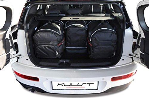 AUTO-TASCHEN MASSTASCHEN ROLLENTASCHEN MINI CLUBMAN 2015- CAR BAGS - KJUST
