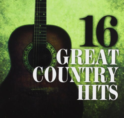 16 Great Country Hits (CD)