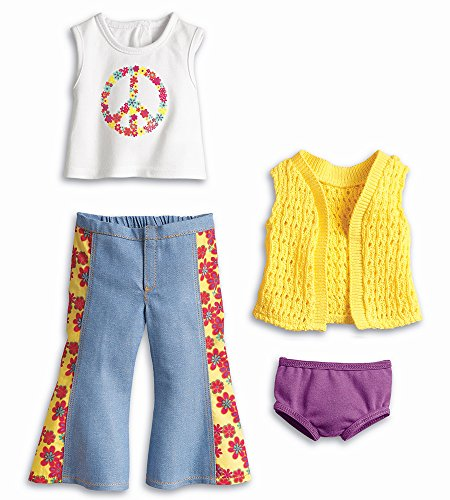 American Girl Julie's Outfit for 18-inch Dolls