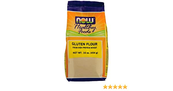 NOW Foods Gluten Flour - 1 lb