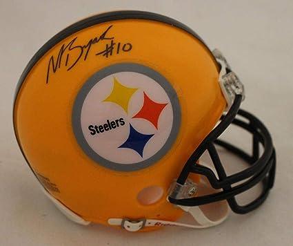 24f3301fc Amazon.com  Martavis Bryant Autographed Pittsburgh Steelers Yellow ...