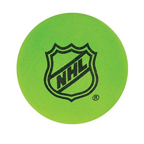 Franklin Sports NHL Foam Mini Hockey Balls, Assorted Colors, 6 Count