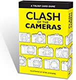 Clash of the Cameras: Top trumps card game for photography enthusiasts, a great gift idea