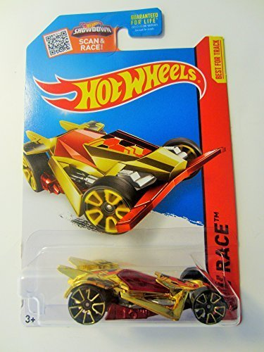Hot Wheels, RD-06 (Chrome & Red), HW RACE - 2015, #160/250 (Rd Race)