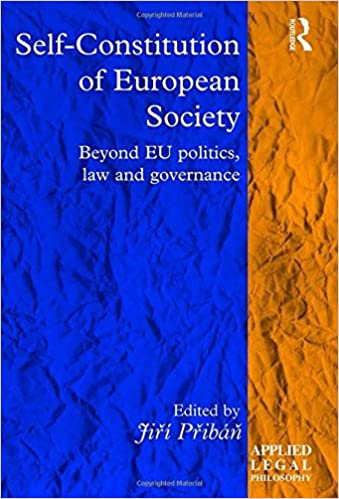 Self-Constitution of European Society: Beyond EU politics,