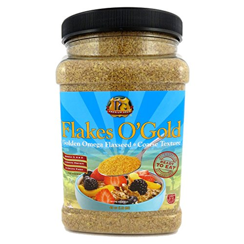 premium-gold-flakes-ogold-pre-ground-golden-flax-seed-40-ounce-jars-pack-of-6