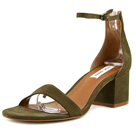 Steve Madden Irenee Women US 9 Green Sandals