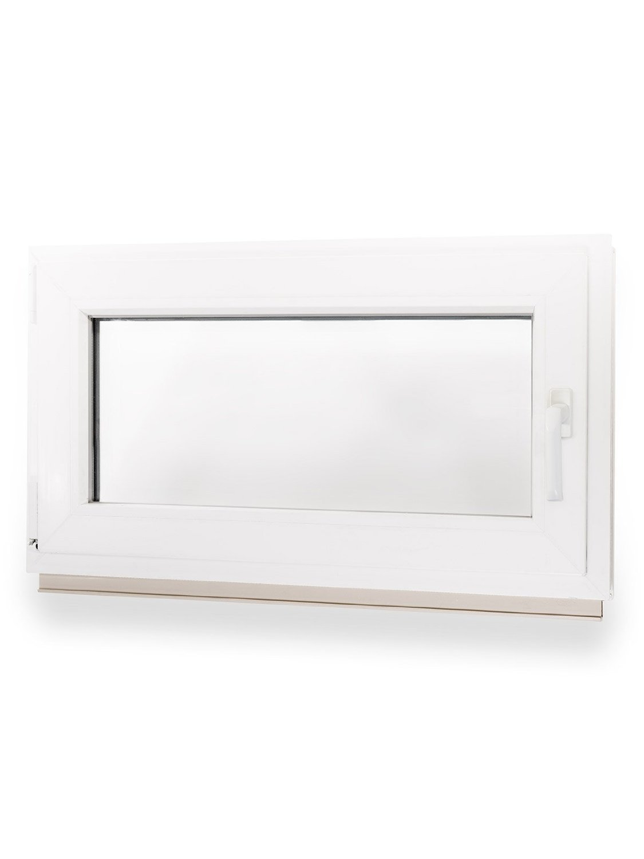 1000 x 500 mm Winkhaus Beschlag Isolierglas DIN Rechts Kellerfenster Kunststoff Fenster Dreh Kipp 100 x 50 cm