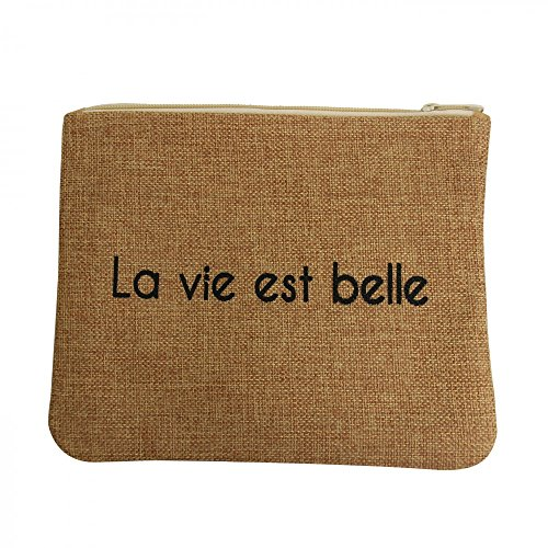 beige Mode et Clutch Shopping beige Damen wYB1aqXg