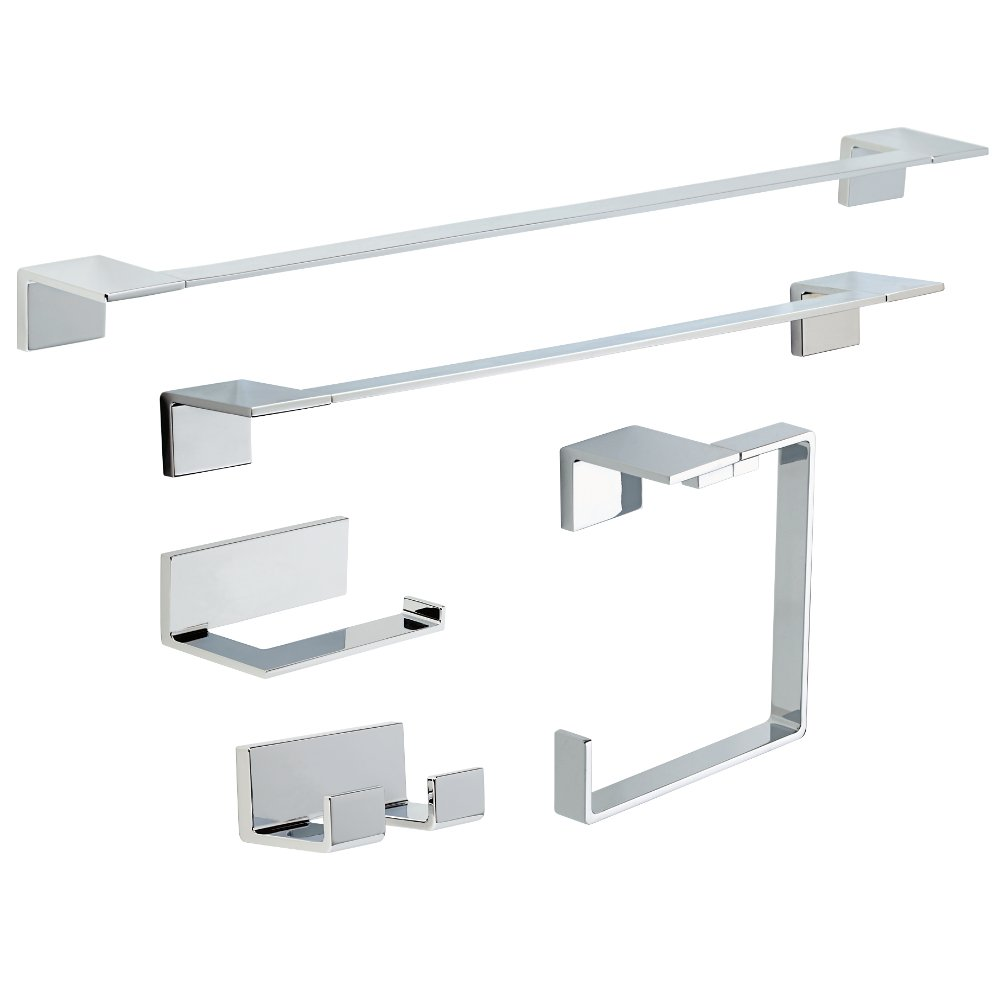 Delta Faucet 77724 Vero 24'' Towel Bar, Polished Chrome by Delta (Image #4)