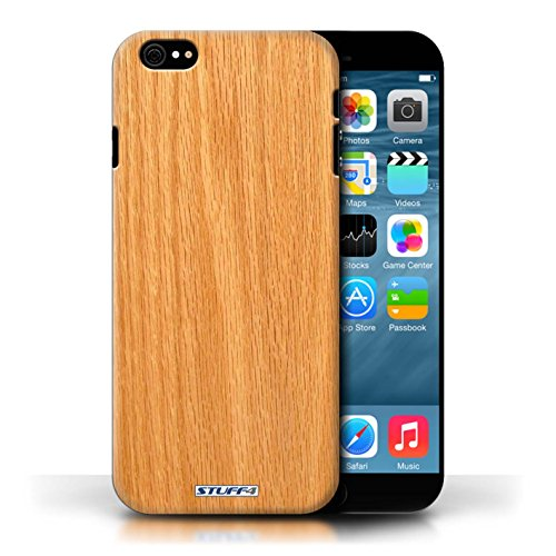 Hülle Case für Apple iPhone 6/6S / Kiefer Entwurf / Holz/Holzmaserung Muster Collection