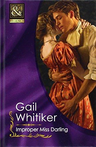 Improper Miss Darling. Gail Whitiker