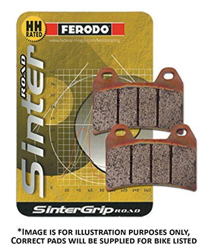 Ferodo brake pads fdb498p Platinum Road (Brake Pads Moto)/Brake Pads fdb498p Platinum Road (Motorcycle Brake Pads):