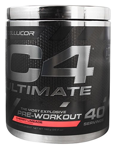 Cellucor C4 Ultimate Cherry Limeade 40 Servings