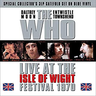 Isle Of Wight Festival 1970 (Deluxe Edition) [3 LP]
