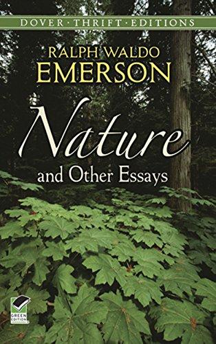 Ralph waldo emerson nature selected essays