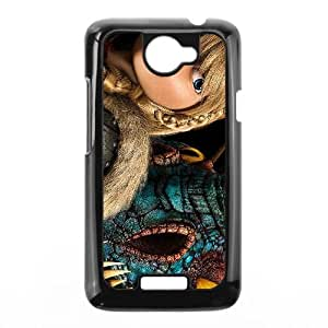 How to Train Your Dragon HTC One X Phone Case White Black Christmas Gifts&Gift Attractive Phone Case HLS5W0124172