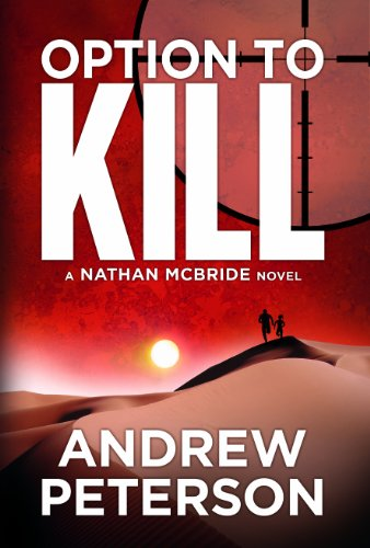 Option to Kill (The Nathan McBride Series Book 3) cover