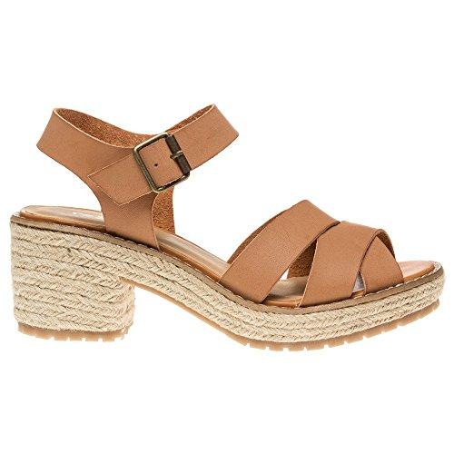Sole Tahiti Damen Sandalen Beige Beige
