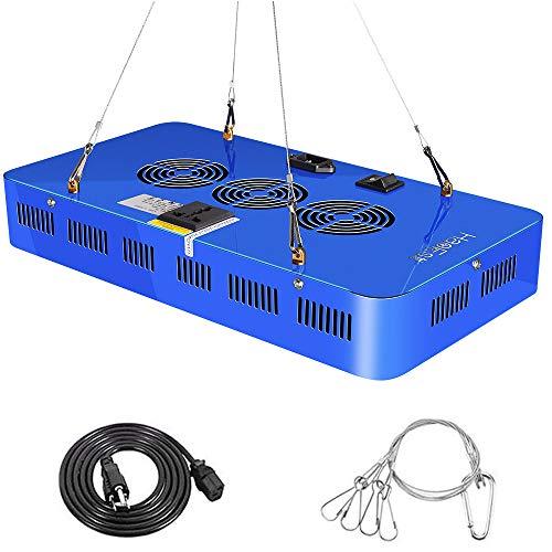 Amazon.com: X5 COB 1500W LED luz de crecimiento, 1800W LED ...