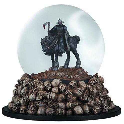 Dark Horse Deluxe Frank Frazetta: Death Dealer Snow Globe...