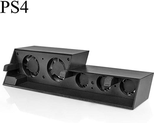 Ventilador USB de refrigeración para PlayStation 4 PS4 Host de temperatura externa Turbo ventilador para PS 4 Pro ...