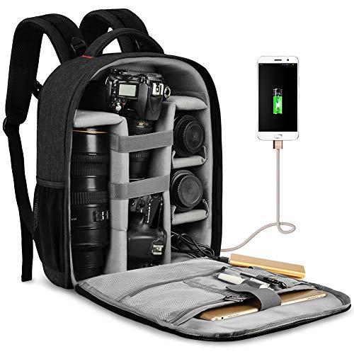 CADEN Waterproof DSLR Camera