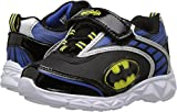 Best batman Toddler Shoes For Boys - Favorite Characters Disney Toddler Batman Lighted Black Size Review