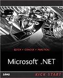 Microsoft.NET Kick Start, Hitesh Seth, 0672325748