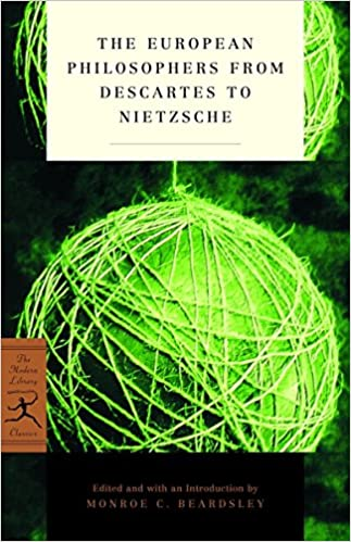 The European Philosophers From Descartes To Nietzsche Modern