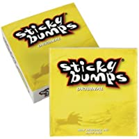 Sticky Bumps Tropical Surf Wax Box (Pack of 3), White by Sticky Bumps