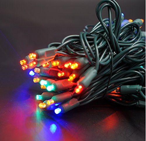 Red And Green Led Christmas Tree Lights in US - 4