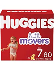 Baby Diapers Size Huggies Little Movers