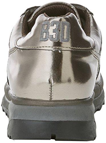 bass3d Mujer Plomo 041348 Para Plateado Zapatillas qpx41rq