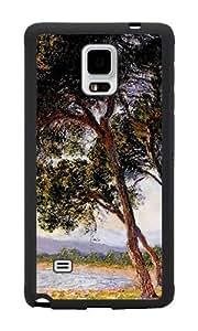 Beach in Juan-les-Pins (Monet) - Case for Samsung Galaxy Note 4