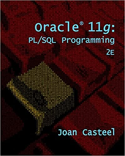 Learning oracle pl/sql free download, code examples, book.