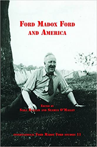 Image result for o'malley ford madox ford and america