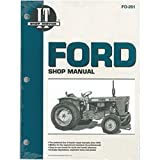 FO201 New Ford / New Holland Shop Manual 2000 5000 6000 8000 8600 8700 9000 +