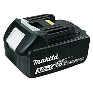 Makita BL1830 18-Volt LXT Lithium-Ion Battery (Discontinued by Manufacturer) (Discontinued by Manufacturer)