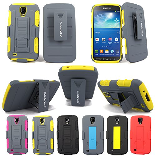 Samsung Galaxy Cellularvilla3pc Kickstand Holster
