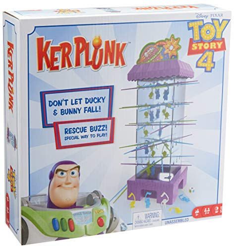 Disney Pixar Toy Story 4 Kerplunk Game -
