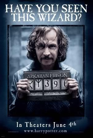 Prisionero de AZKABAN HARRY POTTER - Póster con diseño de ...